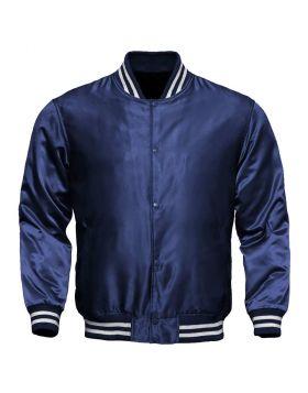 Letterman Satin Jacket
