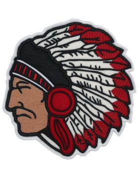 Indian Chief Patch